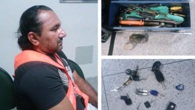 Photo of Milagres-Ce: Durante Festa de Agosto, Policia Militar detém suspeito de furto de automóveis