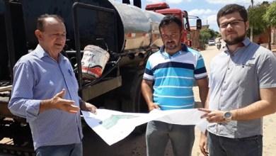 Photo of Abaiara ganha 20.000 m² de asfalto; Veja o que o prefeito Afonso falou sobre a conquista