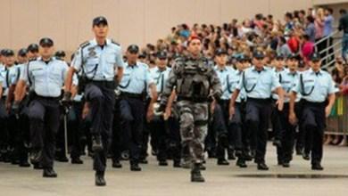 Foto de Ceará: Quarta turma do concurso da PMCE inicia curso preparatório