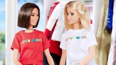 Photo of Barbie lança suas primeiras bonecas homossexuais