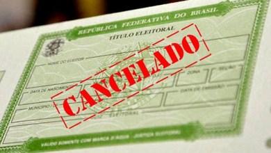 Photo of Ceará: Quase 60 mil eleitores têm título cancelado e não poderão votar em 2018