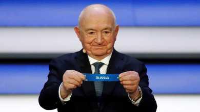 Foto de Sorteio define grupos da Copa da Rússia; confira