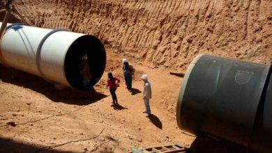 Foto de Cariri: Obras do Cinturão das Águas foram retomadas e estão a todo vapor