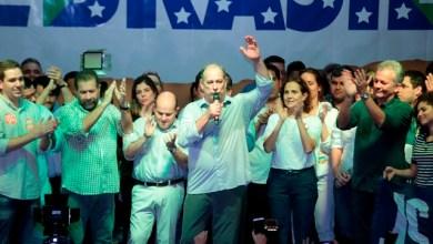 """Foto de Eleições 2018: Ciro diz que só foi processado por """"picaretas"""" e cita Eunício como exemplo; confira"""