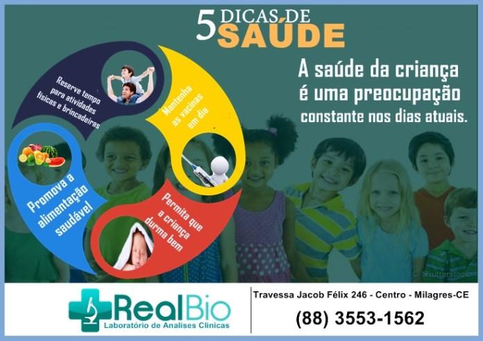 Saúde da criança