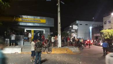 Photo of Guaraciaba do Norte-CE: Grupo fortemente armado explode agência do Banco do Brasil; confira