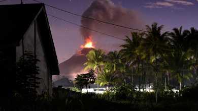 Foto de Após terremoto e tsunami, Vulcão entra em erupção na Indonésia; confira