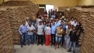 Solenidade de lançamento do Programa Hora de Plantar, Safra 2018-2019, acontecido na manhã desta sexta-feira (23/nov) em Milagres-CE. | Foto: OKariri
