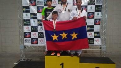 Foto de Atletas brejosantenses conquistam medalhas no Super Taekwondo Open Fortaleza