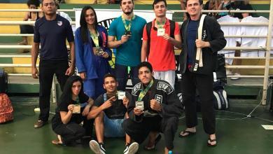 Atletas da DM – Jiu-Jitsu de Milagres | Foto: Acevo pessoal