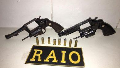 Photo of Em apenas três dias, sete armas de fogo foram apreendidas nas cidades de Brejo Santo, Jati e Juazeiro do Norte; confira os detalhes