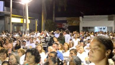Photo of Milagres-CE: Veja fotos e vídeo da missa em memória dos mortos na tentativa do roubo aos bancos no município