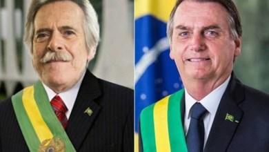 Foto de Presidente Jair Bolsonaro diz pelo Twitter que vai processar ator José de Abreu; entenda sobre o caso