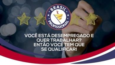 Photo of Milagres (CE): Oportunidade! Brasil Profissional oferece cursos de formação inicial; saiba mais