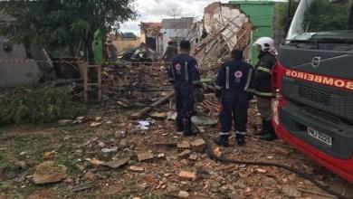 Foto de Juazeiro do Norte (CE): Casa de fogos explode e deixa pessoas feridas