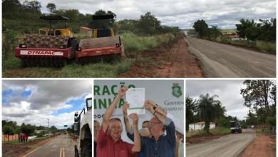 Photo of Camilo anuncia recuperação de 500 km de rodovias, entre elas estão as de Abaiara e Aurora