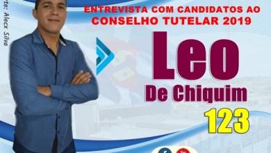 Photo of LEO DE CHIQUIM – Nº 123: 4ª entrevista com candidatos para o Conselho Tutelar em Milagres – CE