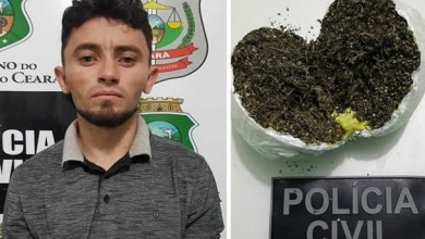 Photo of Brejo Santo – Ce: Acusado de tráfico de drogas é preso pela Polícia Civil
