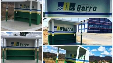 Photo of Barro-Ce: Prefeitura reforma várias guaridas, agora os munícipes tem maior conforto na espera dos transportes