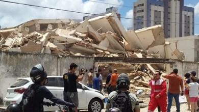 Photo of Assista: Vídeos mostra pessoas fugindo da queda do prédio em Fortaleza