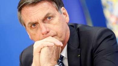 Foto de Bolsonaro diz que sua situação partidária depende do TSE