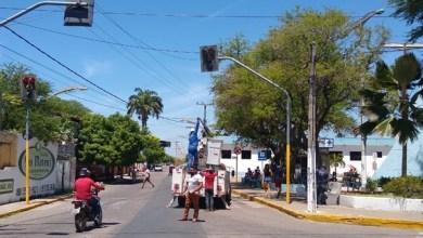 Photo of Milagres-Ce: Demutran resolve conserto do semáforo da Praça do Centenário uma semana antes do prazo solicitado