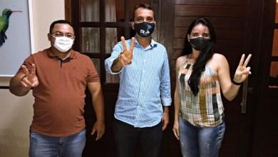 Foto de Abaiara-Ce: Pedro Marcos anuncia Dra. Cyntia como pré-candidata a vice e recebe o apoio de Francisco de Tindô