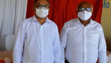 Foto de Porteiras-Ce: PT homologou Mundinho e Joaquim como candidatos a prefeito e vice