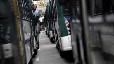 Foto de Durante a pandemia em SP poluição causada por ônibus cai mais de 50%