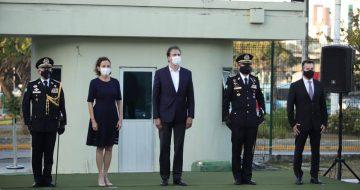 Foto de Coronel Márcio Oliveira é empossado novo comandante geral da PMCE