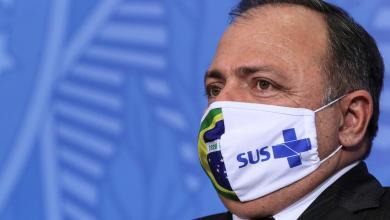 Foto de Em tratamento contra a covid-19, Ministro da Saúde é internado em Brasília