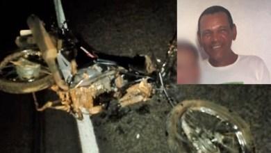 Foto de Abaiara-Ce: motoqueiro morre vítima de colisão com ônibus na Br 116