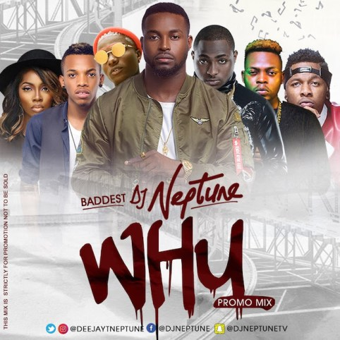 DJ Neptune WHY Mixtape