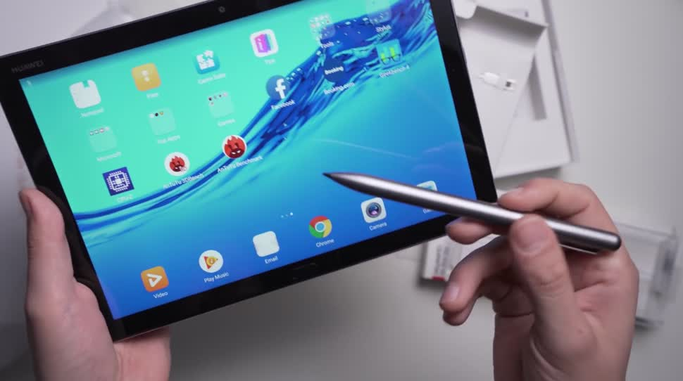 Huawei Mediapad M5 Lite Tablet Specifications And Price Tag In Nigeria Okay Ng