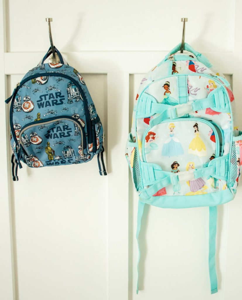 How to clean Pottery Barn Kids backpacks
