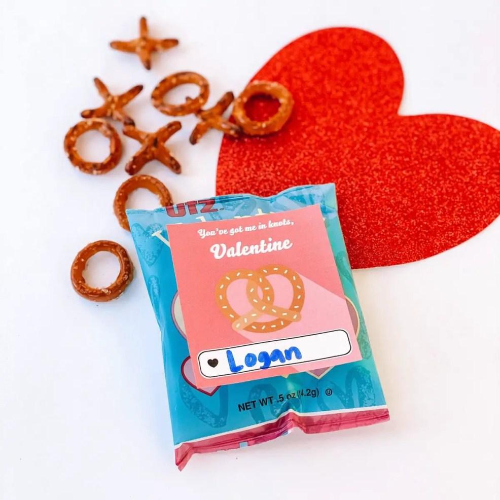 You've Got Me In Knots Valentine Printable // www.okayestmoms.com