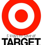 5 Ways to Save at Target