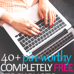 40 Pin-Worthy Free Stock Photo Resources I Use to Grow My Blog