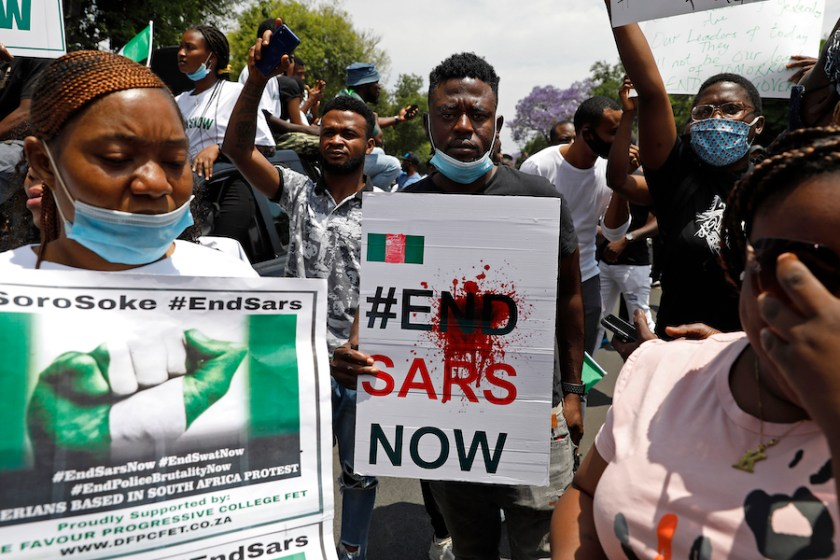 Beyoncé, Rihanna, Nas, and More, Stand in Solidarity with #ENDSARS