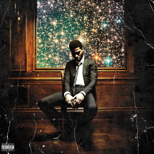 Kid Cudi Man on the Moon II The Legend of Mr. Rager Cover best hip-hop sequels