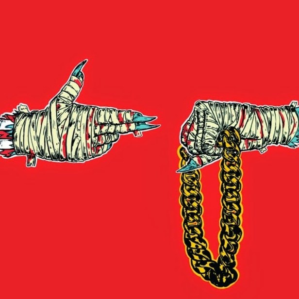 Run the Jewels 2 Cover