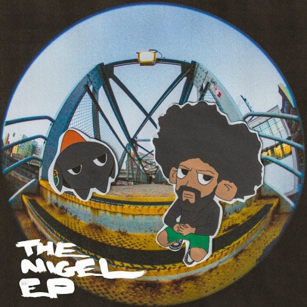 New Albums - The Nigel EP