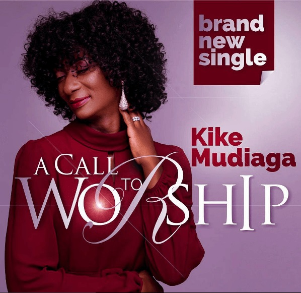 Kike Mudiaga (Author & Singer) Releases New Single, A Call To Worship @OKAYWAVES