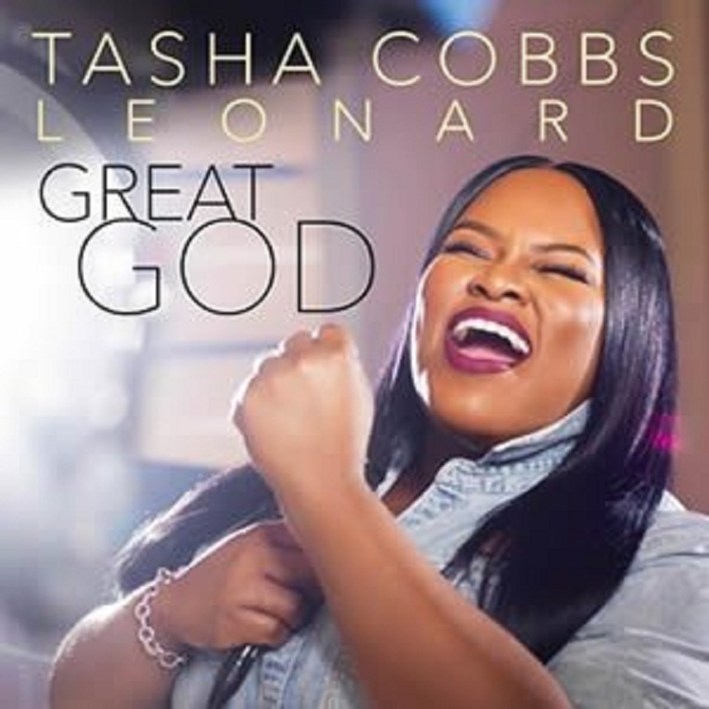 Great God By Tasha Cobbs Leonard