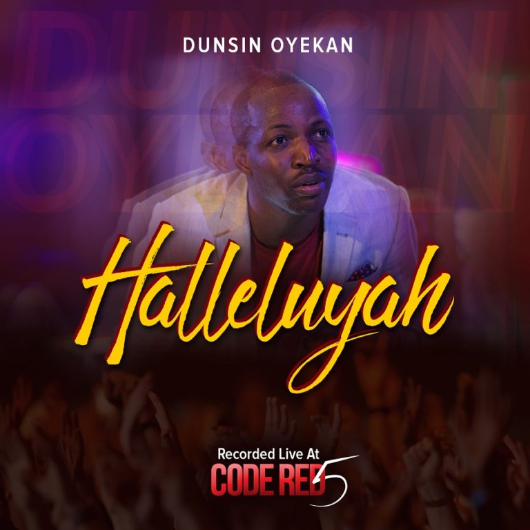 [Fresh Music] Hallelujah By Dunsi Oyekan