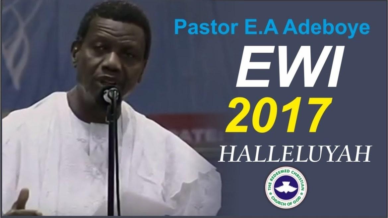 Ewi Rendition By Pastor E. A Adeboye