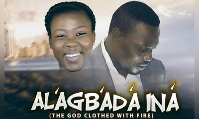 Alagbada Ina by Saint Tobi