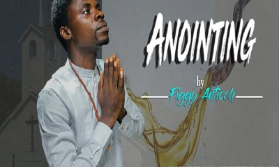 Anointing By Figgy Antioch