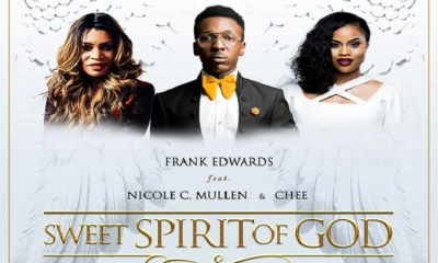 Sweet Spirit Of God By Frank Edwards