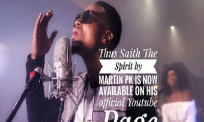 Thus saith the Spirit By Martin Pk